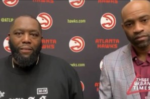 Killer Mike & Vince Carter Talk about the Importance of HBCU's & Understanding Financial Literacy (Video)