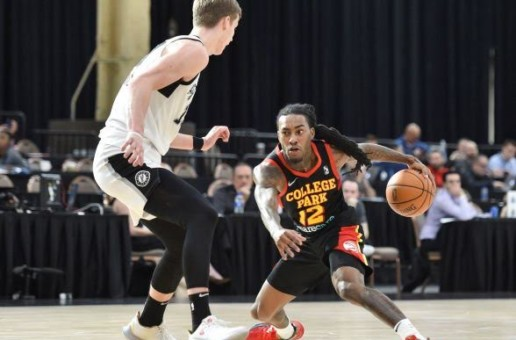 "College Park Skyhawks Star Anthony ""Cat"" Barber Named NBA G League Player Of The Week"
