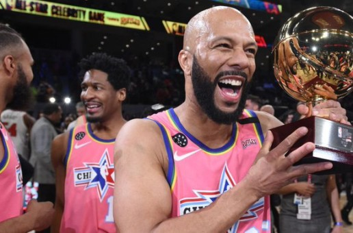 Hip-Hop Star Common Named the MVP of the 2020 NBA Celebrity All-Star Game