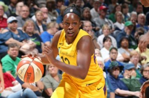 She's Back: The Los Angeles Sparks Have Re-Signed All-Star Guard Chelsea Gray
