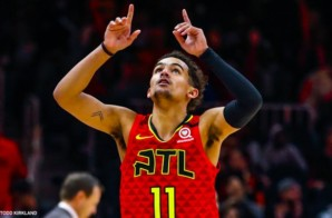 ICYMI: Atlanta's Trae Young Selected to Participate in the 2020 NBA Rising Stars