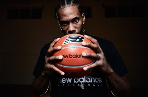 New Balance Becomes an Official Marketing Partner of the NBA