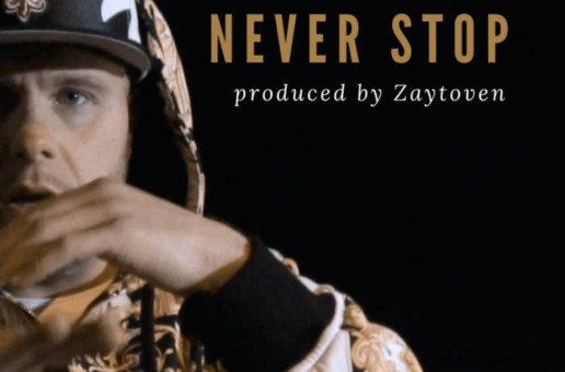 "Jess Classic announces his new Zaytoven produced single, ""Never Stop"""