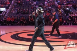 "K Camp Performs ""Money Baby"", ""Lottery"" & More During Halftime of the Mavs vs. Hawks Game (2-22-20)"