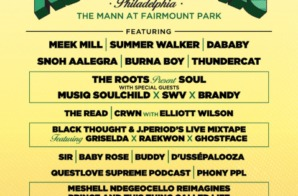 The Roots Picnic 2020 Lineup is Here!