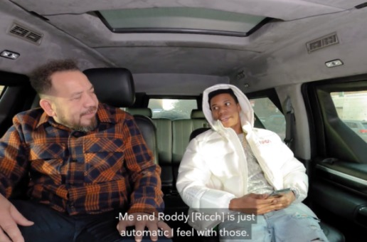 "A Boogie Joins TIDAL's Elliot Wilson For TIDAL's ""Car Test"" (Video)"