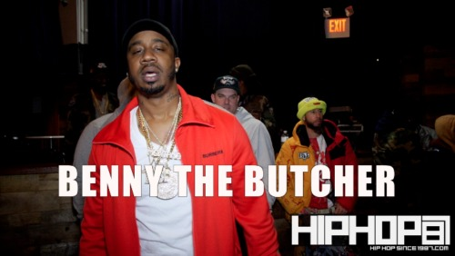 benny-the-butcher-screen-shot-500x282 Benny The Butcher Talks Jay Z, New Songs with Meek Mill & Russ, Harry Fraud Album, Drake, HitBoy Album, BSF, Kobe Bryant, & More