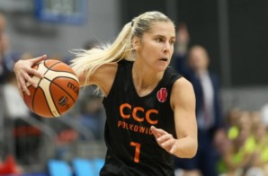 Roster Moves: The Atlanta Dream Have Signed Guard Elīna Babkina