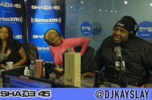 Mike Knox interview with Dj Kayslay at Shade45 2020