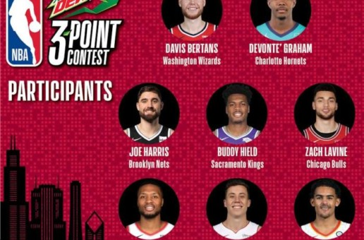 Nothin' But a Ice Trae Party: Atlanta Hawks All-Star Trae Young's All-Star Weekend Resume Gets Bigger With The Three Point Contest