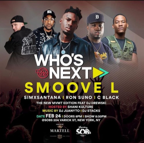 whos_next-500x498 HOT 97 WHO'S NEXT SHOWCASE ft. SIMXSANTANA FEB 24th!