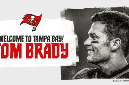 Brady's New Bunch: Tom Brady is Officially the Newest Member of the Tampa Bay Buccaneers