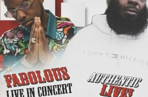Authentic Drops New Video and is Set to Open for Fabolous in Philly on March 7th!