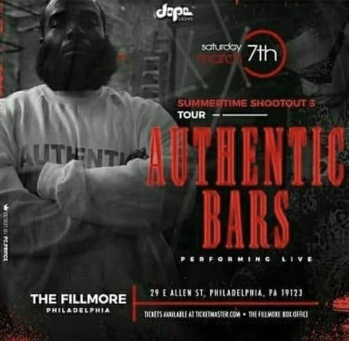 IMG_9905 Authentic Drops New Video and is Set to Open for Fabolous in Philly on March 7th!