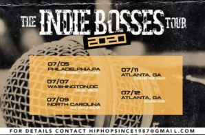 "HipHopSince1987 Announces the ""INDIE BOSSES"" TOUR"