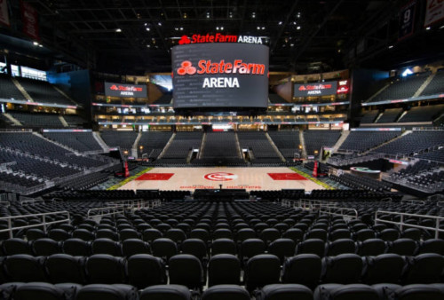 StateFarm03-500x338 Man In The Empty Arena: The NBA Tells Teams To Prepare For the Chance of Games Without Fans Due To Coronavirus Scare