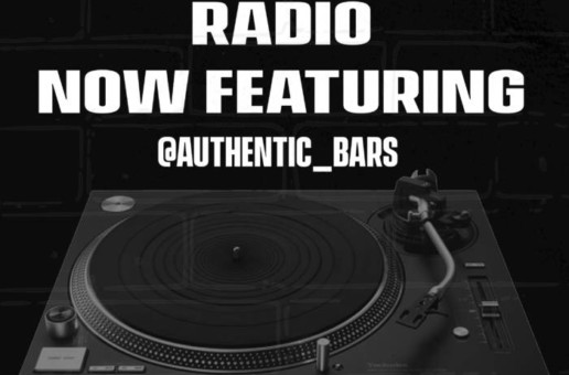 Authentic now in rotation on HipHopSince1987 Radio!