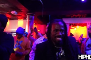 Jerome Allen Mixtape Release Event hosted by Coalition DJ's RECAP