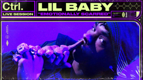 "unnamed-50-500x281 Vevo Releases Lil Baby's ""Emotionally Scarred"" Performance From ""Ctrl"" Series (Video)"