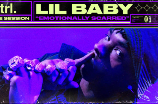 "Vevo Releases Lil Baby's ""Emotionally Scarred"" Performance From ""Ctrl"" Series (Video)"