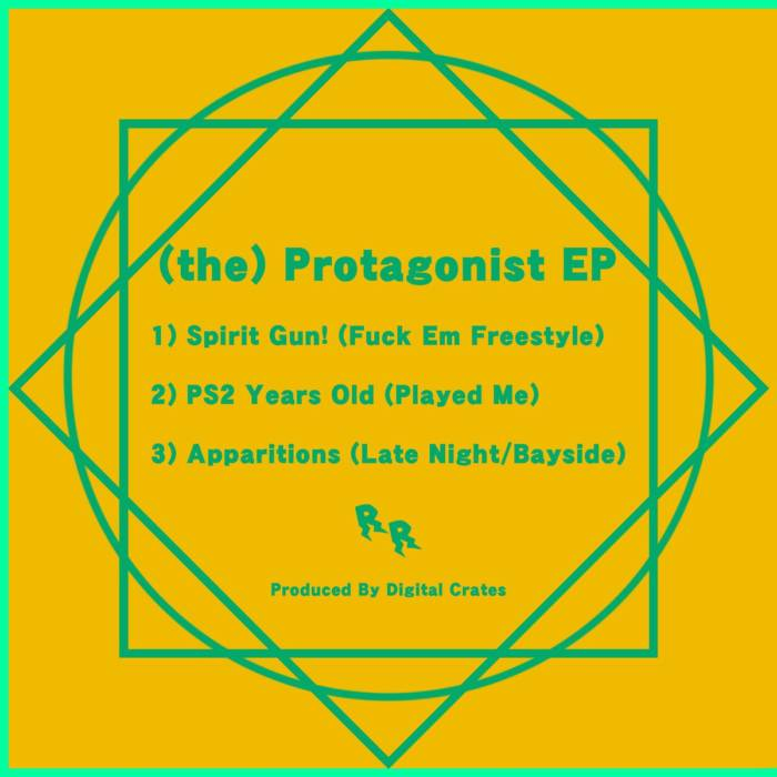 ES9pgOlX0AAt430 Ronnie Riggles - The Protagonist (EP Stream)