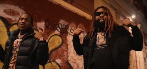 Sada-Baby_Trap-Manny_Outside2-500x235 Sada Baby - Outside Ft. Trap Manny (Video)