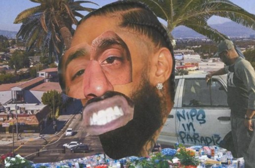 Journell Pierre – RIP NIPSEY HUSSLE (Prod by Digital Crates)