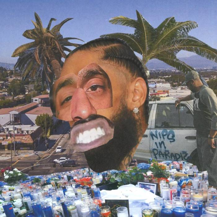 artworks-zmXSlfCMA4i4p3fP-NYir9w-original Journell Pierre - RIP NIPSEY HUSSLE (Prod by Digital Crates)
