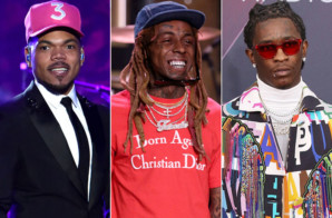Chance The Rapper Debuts Lil Wayne & Young Thug Collab!