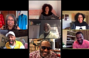 "Will Smith Reunites With ""Fresh Prince of Bel-Air"" Cast! (Video)"