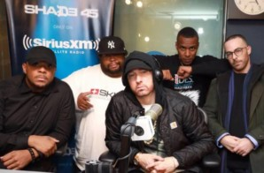 Eminem Announces Free Shade 45 & Sirius XM Access During Coronavirus Pandemic!