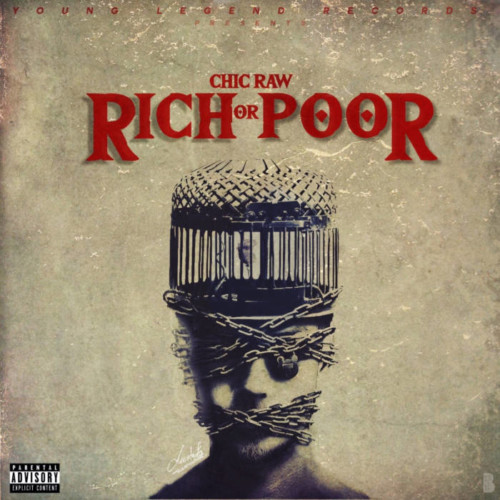 "rich-or-poor-album-cover-500x500 CHIC RAW ""RICH OR POOR"" ALBUM OUT NOW"