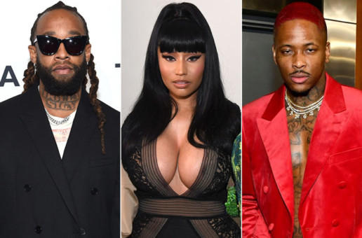 Ty Dolla $ign Previews New Collabs w/ Nicki Minaj & YG!