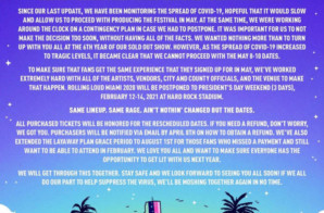 Rolling Loud Miami Rescheduled for February 2021