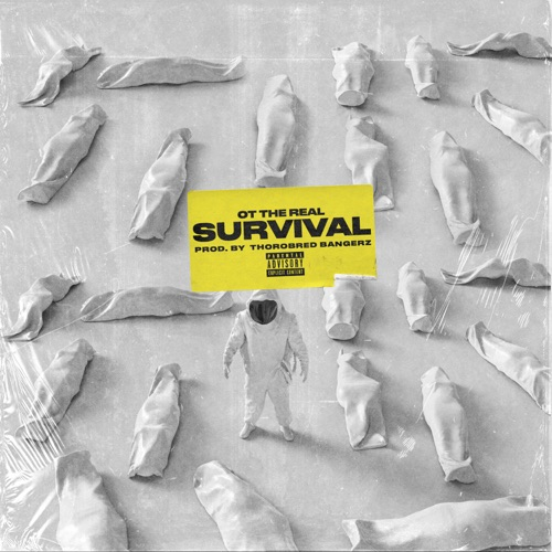 500x500bb-2 OT The Real - Survival EP