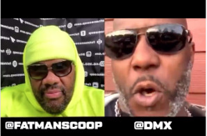 DMX Talks Jay Z Battle, Coronavirus & More Via Fatman Scoop (Video)