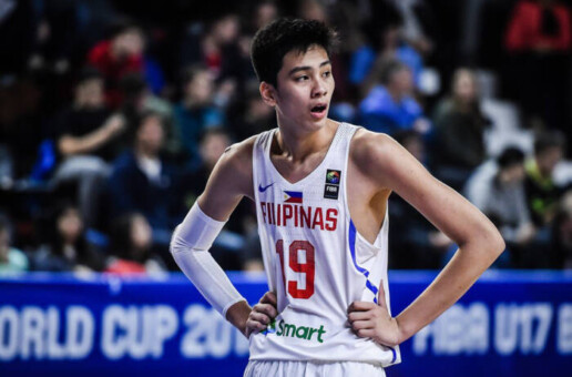 Top International Prospect Kai Sotto Signs With The NBA G League