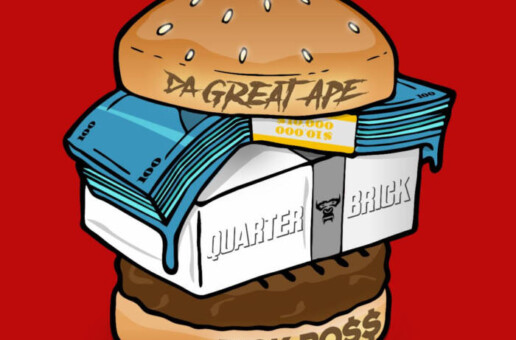 Da Great Ape x Rick Ross – Quarter Brick (Prod. By Bizzie Made)