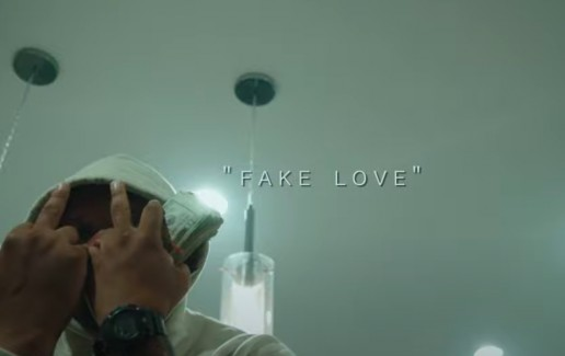 "Philadelphia Artist Jay Huff Releases New Visual For ""Fake Love"""