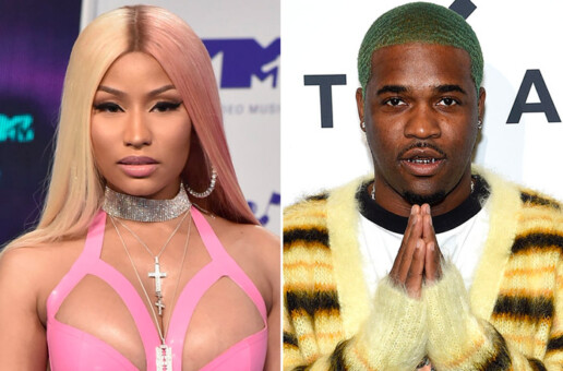 Nicki Minaj & A$AP Ferg Tease New Collab!