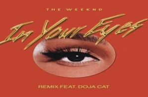 The Weeknd – In Your Eyes Ft. Doja Cat (Remix)