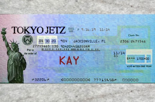 "Tokyo Jetz Drops Third Single ""KAY"" off Upcoming Project – Stimulus Package"