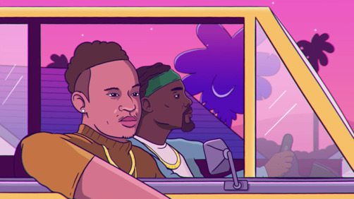 Rotimi x Wale – In My Bed (Video)