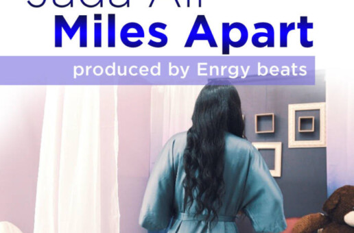 Jada Ali – Miles Apart (Official Music Video)