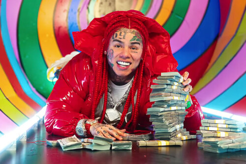 6ix9ine-money-500x334 6IX9INE Disses Future, Meek Mill & Gucci Mane!