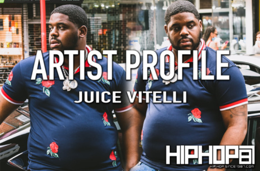 ARTIST PROFILE: Juice Vitelli