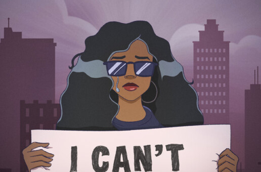 "H.E.R. divulges ground-breaking visual for ""I Can't Breathe"""