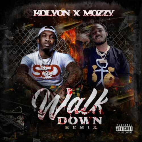 "koly-P-Mozzy-500x500 Koly P and Mozzy Get Together For "" Walk Down"" (Remix)"