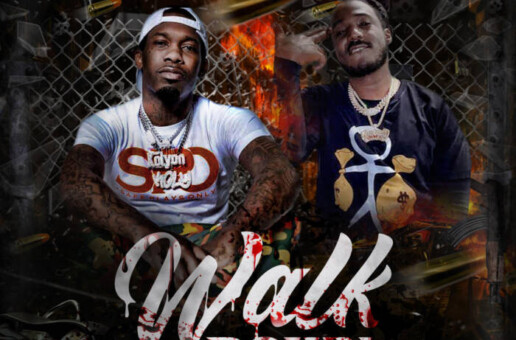 "Koly P and Mozzy Get Together For "" Walk Down"" (Remix)"