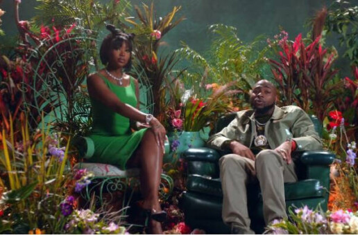 "DAVIDO RELEASES VISUAL TO ""D&G"" FEATURING SUMMER WALKER"